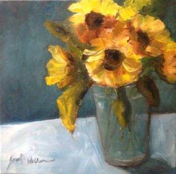 Sun Flowers 2012