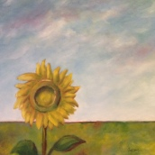 Possibilities-Seattle-Artist-Joel-Holliman-sunflower