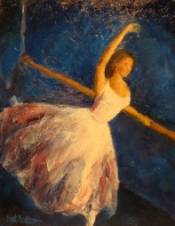 copy-of-dancer-on-blue-oil-on-canvas