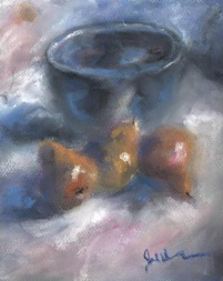 copy-of-three-of-a-kind-pastel-on-paper